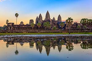 Day 11: Angkor sightseeing - small circle